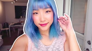 My New Summer Hair Color!!!!!