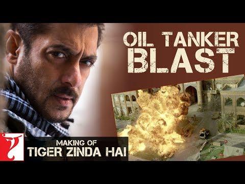 Xxx Mp4 Oil Tanker Blast Making Of Tiger Zinda Hai Salman Khan Katrina Kaif Ali Abbas Zafar 3gp Sex