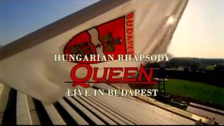 Queen One Vision Hungarian Rhapsody Live In Budapest 1986 HD