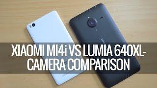 Xiaomi Mi4i Vs Lumia 640XL- Camera Comparison | Techniqued