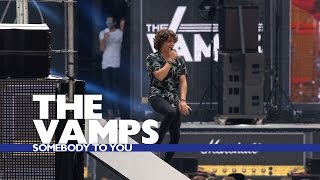 The Vamps - 'Somebody To You' (Live At The Summertime Ball 2016)