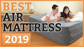 Best Air Mattress 2018 – TOP 10 Air Beds