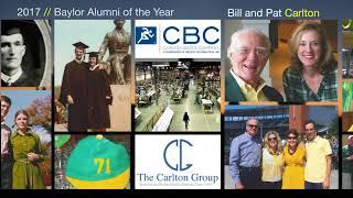 2017 Baylor University Alumni of the Year
