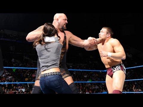 Xxx Mp4 Friday Night SmackDown AJ Stops Big Show From Hitting The WMD On Daniel Bryan 3gp Sex