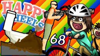 LA CAGATA DEL SECOLO!! - Happy Wheels [Ep.68]