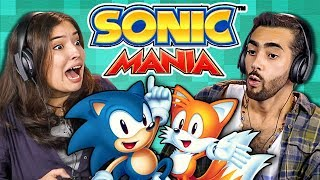 ADULTS PLAY SONIC MANIA! (React: Gaming)