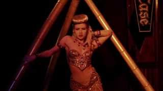 Mosh's 'Jungle Queen'  burlesque show at Club Tarantino's