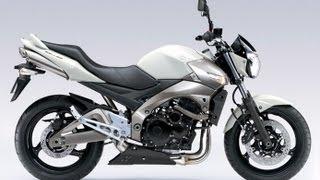 2006 Suzuki GSR600 Review