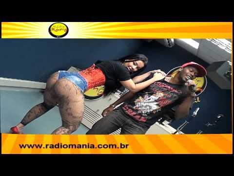 Rádio Mania Mc Decão e Cibere Almeida