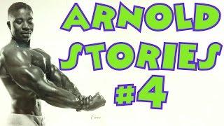 Arnold Schwarzenegger Stories #4 - Leroy Colbert