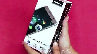 Unboxing: Panasonic Eluga A3 Pro