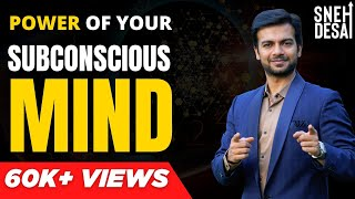 Motivational Video - Knowledge not used is Garbage | Power of Subconscious Mind by Sneh Desai