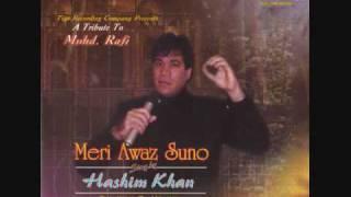 zindagi teri yaadon mein khoyi       by hashim khan.wmv