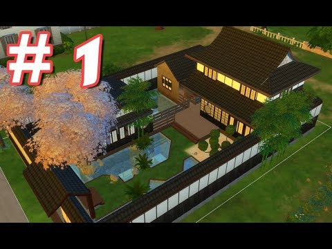 Xxx Mp4 The Sims 4 Building Japanese Family House Speed Build 3gp Sex