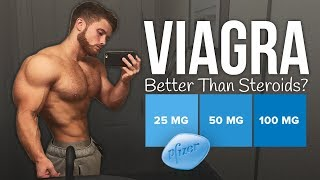 Is Viagra Better Than Steroids For Muscle Growth? (New Research)   Science Explained