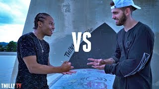 Fik-Shun VS Jake Kodish Freestyle - Unforgettable - French Montana ft Swae Lee #TMillyTV #Dance
