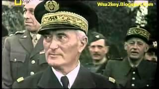 الحرب العالمية الثانية الجزء الخامس الانزالات الكبيرة وثائقي