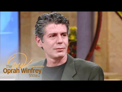 Xxx Mp4 Anthony Bourdain The Amount Of Butter Chefs Use Will Shock You The Oprah Winfrey Show OWN 3gp Sex