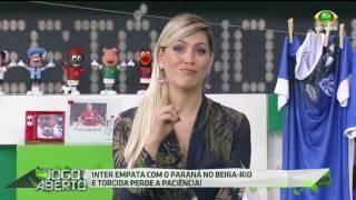 Série B: Inter e Paraná empatam em 0 a 0