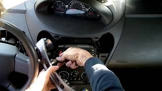 Saturn ION Instrument Cluster Bulb Replacement