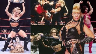 Top 10 WWE Womens Matches of 1998/1999