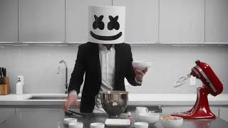Cooking with Marshmello: How To Make Red Velvet Cupcakes (Valentine