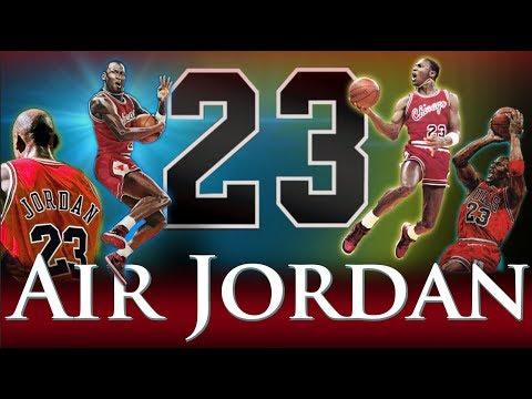 Michael Jordan Air Jordan Greatest Jordan Video on YOUTUBE