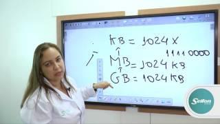Questões de Informática (UNIRIO) - Prof. Érica