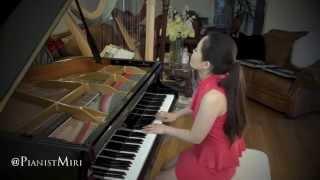 Ed Sheeran - Afire Love | Piano Cover by Pianistmiri 이미리