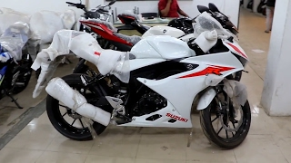 All New Suzuki Gsx-R 150#Upcomeing Review bd 2017#