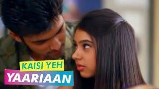 Kaisi Yeh Yaariyan 11th July 2015 EPISODE   Manik SPOILS Aryaman's Love Confession Drama to Nandini