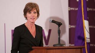 Deputy Attorney General Sally Quillian Yates