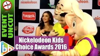 Event Uncut: Shah Rukh Khan | Deepika Padukone | Alia | Varun | Nickelodeon Kids Choice Awards 2016