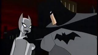 Batman - Mystery of the Batwoman (2003) Trailer (VHS Capture)