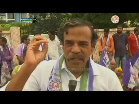 YSRCP Leader Dr. K. Nagesh challenges Karimnagar MLA on Development - 20th Jul 17