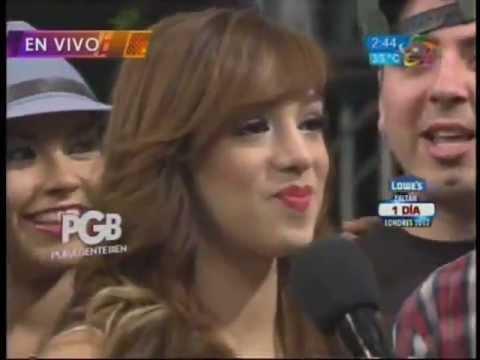 PGB Goofy Garcia se le declara a Marina Sotelo