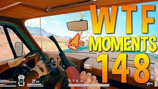 PUBG WTF Funny Moments Highlights Ep 148 (playerunknown