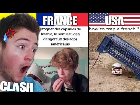 Xxx Mp4 FRANCE VS USA LE CLASH 3gp Sex