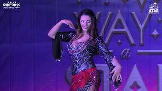 Tatyana Shtab - Raqs Sharqi - Shaabi 4K