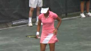 Indian Tennis Player Sunitha Rao