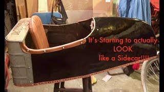 Building a Bicycle Sidecar (part 3 of 8)