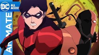 Teen Titans: The Judas Contract - Trailer Breakdown