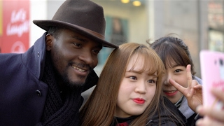 The Most Famous Black Man In Korea: Sam Okyere | ASIAN BOSS