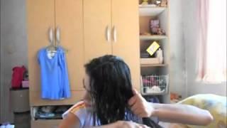 Como fazer o cabelo igual da roberta Messi