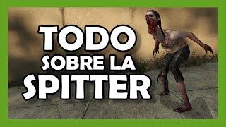 VAL - Tutorial Spitter | ENG SUBS | Left 4 Dead 2 - Todo sobre la Spitter