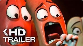 Sausage Party ALLE Trailer & Clips German Deutsch (2016)