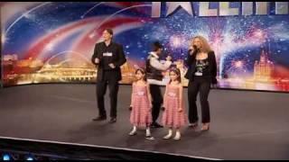 Britains Got Talent 2009 EP 1 - Good Evans EXTENDED VISION HQ