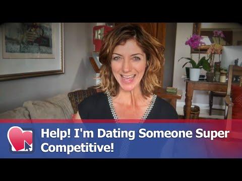 Help! I'm Dating Someone Super Competitive! - by Allana Pratt (for Digital Romance TV)
