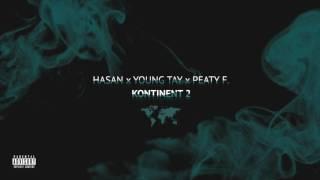 HASAN x YOUNG TAY x PEATY F. (RFTS) - KONTINENT 2 [prod. Dolin]