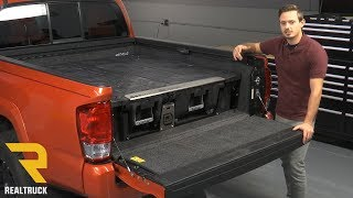 How to Install DECKED Truck Bed Storage System on a 2016 Toyota Tacoma
